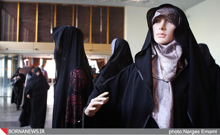 نمایشگاه مد و لباس در تالار وحدت